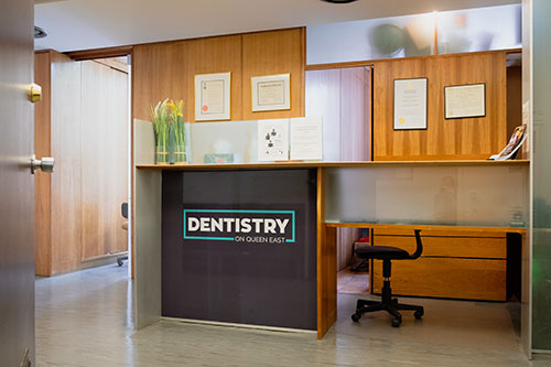 Dentistry on Queen East